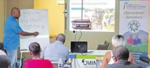 INMED Caribbean brings the future of farming to Jamaica