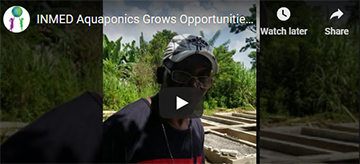 INMED Aquaponics Grows  Opportunities in Clarendon