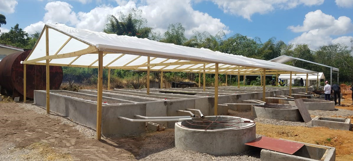 Climate-vulnerable communities in Jamaica get a boost