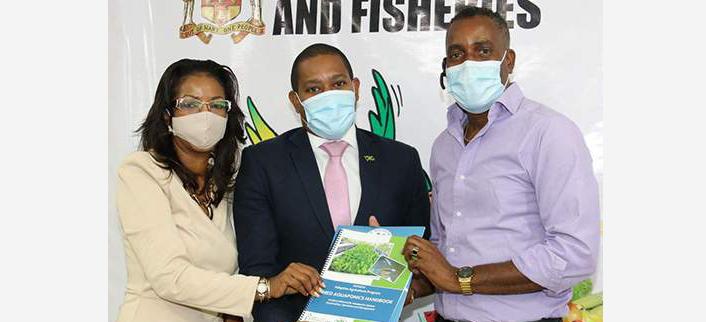 Agriculture ministry excited about aquaponics expansion
